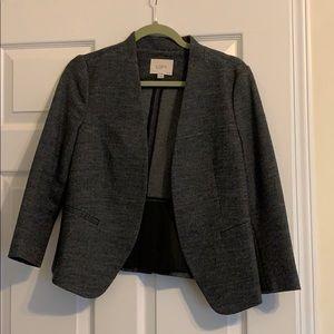 Tweed, Loft Blazer. Size Medium Petite